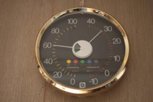 くぼた温度計