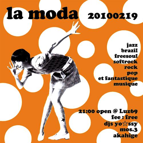 la moda 20100219