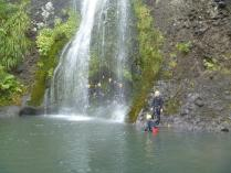 Canyoning Dec 12th, 2011 (2)