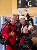 Dec 24th, 2011 Sky diving in Rotorua (7)