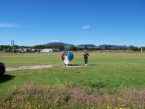 Dec 24th, 2011 Sky diving in Rotorua (3)