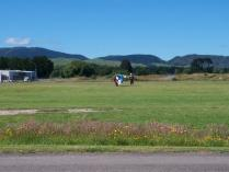 Dec 24th, 2011 Sky diving in Rotorua (2)