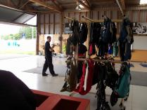 Dec 24th, 2011 Sky diving in Rotorua (10)