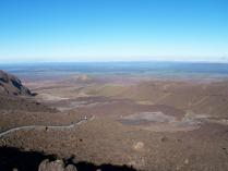 Tongariro Alpine crossing Dec 25th, 2011 (10)