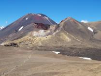 Tongariro Alpine crossing Dec 25th, 2011 (15)
