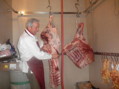 Robelto 自慢の肉