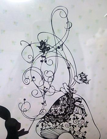 うさぎ小鳥④