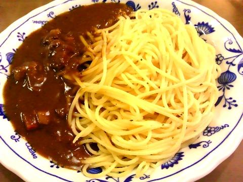 カレースパゲッチ