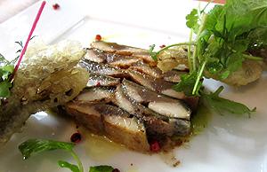 秋刀魚のテリーヌ2