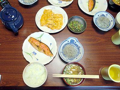 和食さいこう~!!
