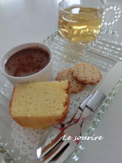 お茶会デザート