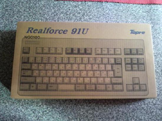 RealForce 1
