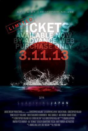 311 SurvivingJapan poster