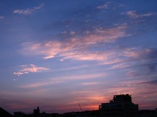 20100122_夕空
