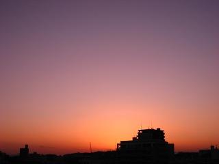 20100129_夕空1