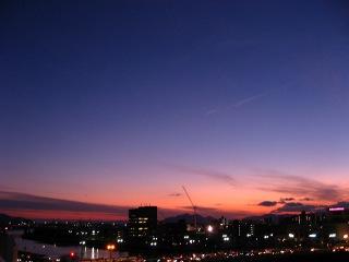 20100203_夕空