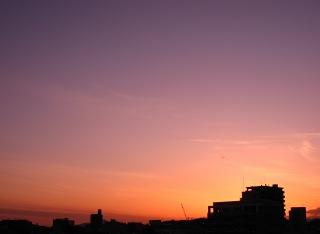 20100205_夕空