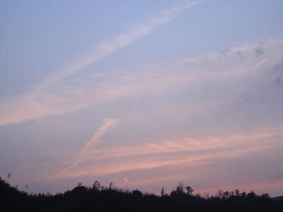 20100404_広島空港近くの夕空
