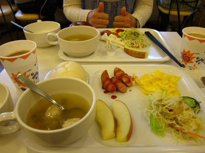 20100418_朝食