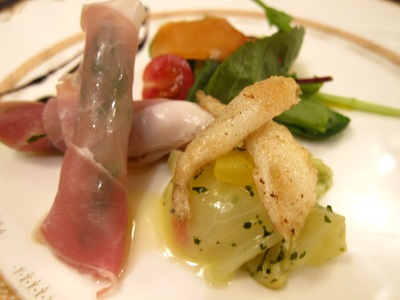 20100417_スパゲッチ-前菜