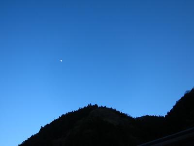 20100424_夕空の月