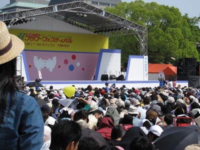 20100504_カーネションステージ