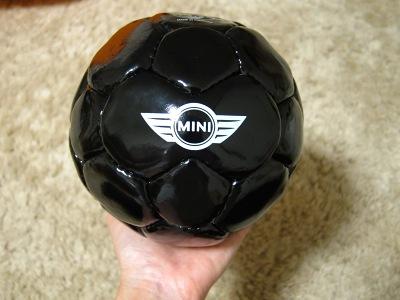 20100609_ミニサッカーボール