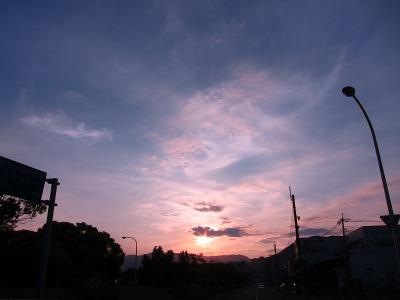 20100611_夕空