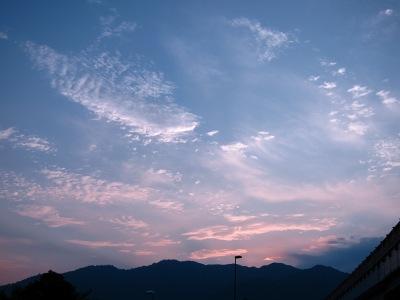 20100726_夕空