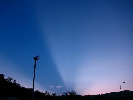 20100804_夏の夕空
