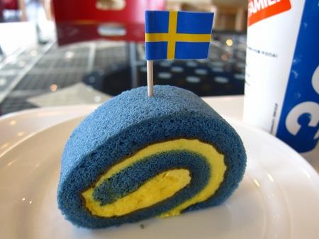 20100813_青いロールケーキ