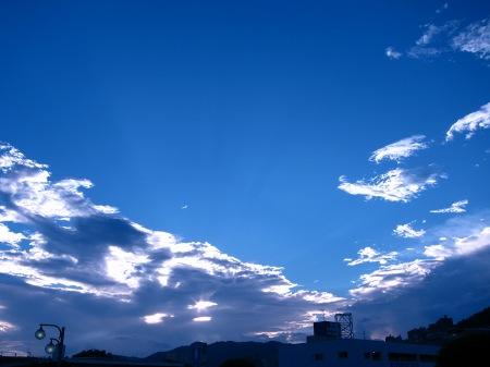 20100816_夕空