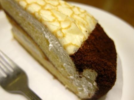 20100820_チョコバナナケーキ