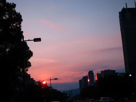 20100819_夕空