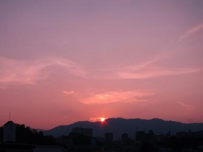 20100821_夕空