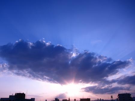 20100909_夕空