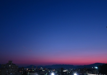 20100918_夕空