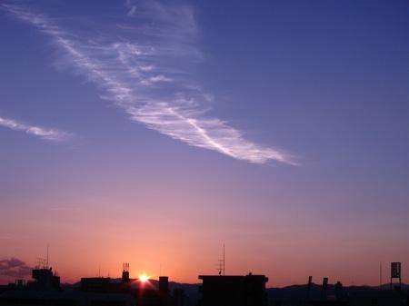 20100917_沈む夕陽