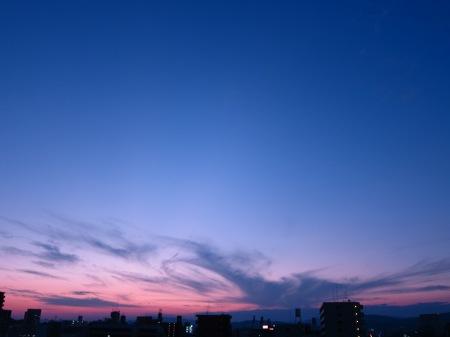 20101020_夕空-s45