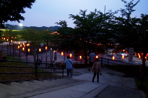 250815 香春夏祭り1