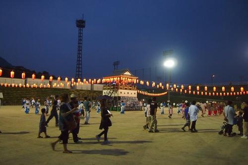 250815 香春夏祭り2
