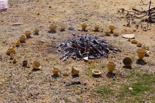 250907 土器野焼き7