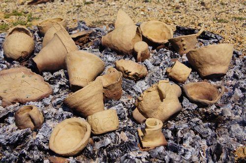 250907 土器野焼き12