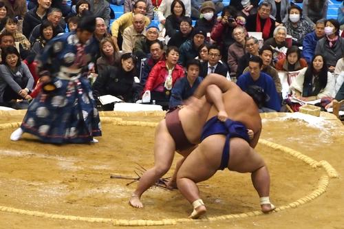 251205 大相撲巡業38