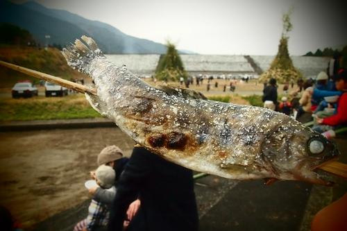 260112 緑川湖どんど祭り13