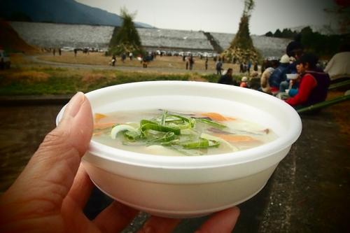 260112 緑川湖どんど祭り14