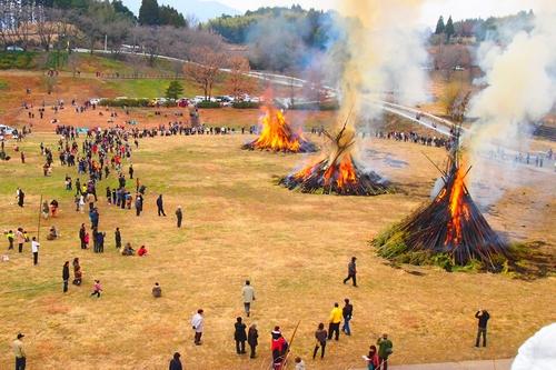 260112 緑川湖どんど祭り29