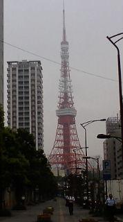 東京タワー?