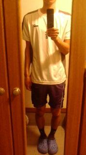 マラソン大会衣装