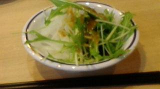 ガストのサラダ